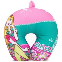 Pink Fizz Lulu Soft and Comfortable Microbeads Travel Neck Pillow for Girls - $8.42