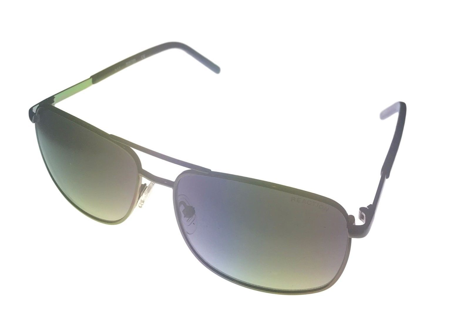 e243c027f7 Kenneth Cole Reaction Mens Sunglass Gunmetal and 50 similar items