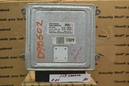 2011-2013 Hyundai Elantra Engine Control Unit ECU 391022EMA3 Module 221-10B4 - $11.99
