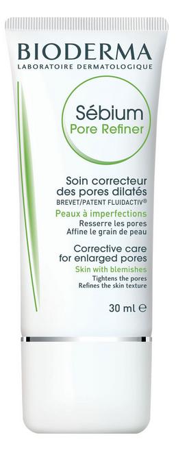 Bioderma Sebium Pore Refiner Fluid, Paraben Free 30 ml