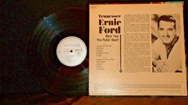 Tennessee Ernie Ford – Bless Your Pea Pickin' Heart! AA20-2074 Vintage image 4