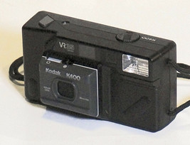 "35mm FILM CAMERA ""KODAK K400"" WORKING [03-0040] USED - $9.50"
