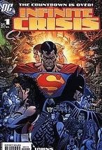 Infinite Crisis (2005 series) #1 [Comic] [Jan 01, 2005] DC Comics - $3.99
