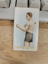 1911 Boxing W.D & H.O Wills Green Star & Circle BATTLING JIM CONDON - $13.86