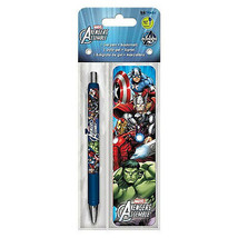 Avengers Assemble Gel Pen & Bookmark Pack  - $10.98