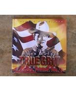 Book-John Wayne, True Grit American by Wilma Ru... - $9.00