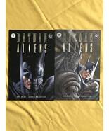 Complete set of 2 Batman/Aliens (1997 1st Printing) #1 2 NM Near Mint - $43.56