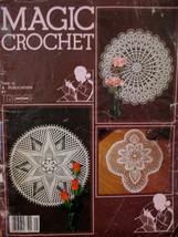 Vintage Magic Crochet 20 Patterns Magazine 1982 - $5.99