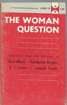 The Woman Question:Selections from the Writings of Karl Marx,Frederick E... - $17.99