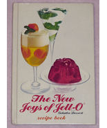 Vintage The New Joys of Jell-O Recipe Book (1975) - $7.00