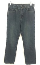 Children's Place Boys Straight Leg Blue Jeans Size 14 Adjustable Waist - $9.40