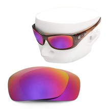 Replacement Sunglass Lenses for Oakley Hijinx Purple Red Mirror Polarized - $29.97
