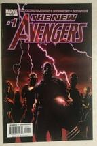 NEW AVENGERS #1 (2005) Marvel Comics FINE - $12.86