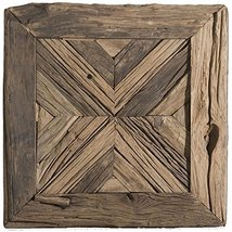 Uttermost 04014 Rennick Reclaimed Wood Wall Art, Brown - €193,97 EUR