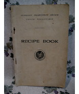 Vintage Dunmurry Ireland Cookbook Recipes Irish Presbyterian Church Coll... - $14.95