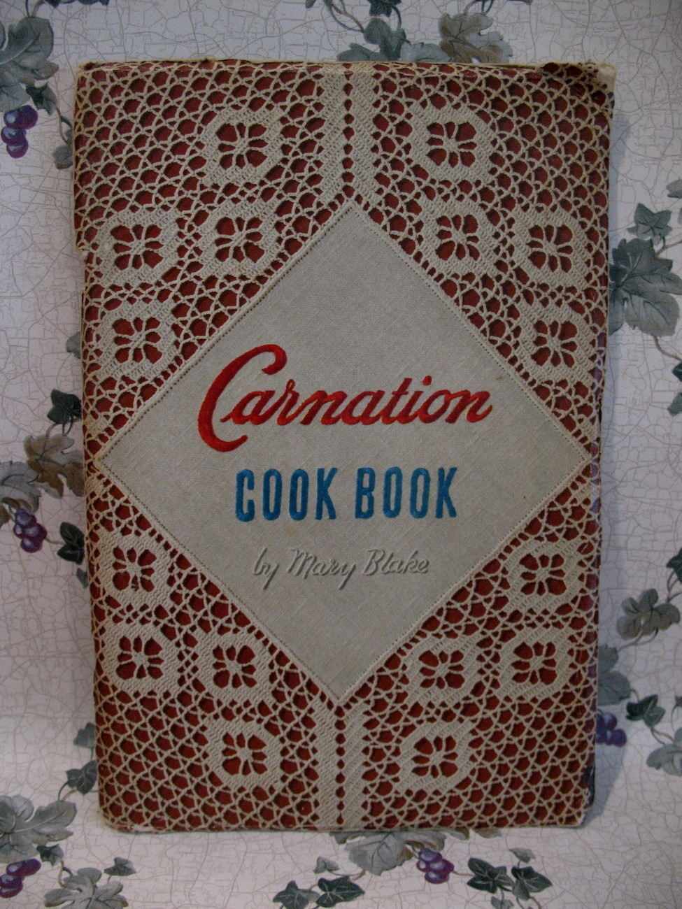 Primary image for Vintage 1943 War Time Carnation Milk Cookbook Recipes Collector WWII