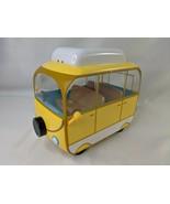 Peppa Pig Yellow Camper Van Vehicle Toy Jazwares - $16.95