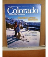 Colorado 2009 Official State Vacation Guide - $8.99