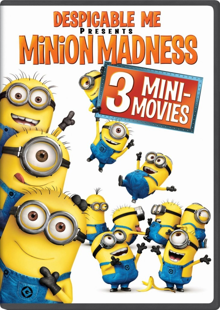 Despicable Me : Minion Madness (DVD, 2011)