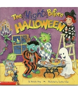 Night Before Halloween by Natasha Wing Softcove... - $2.99