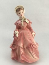 "FLORENCE CERAMICS CO. Figurine Pasadena California Semi Porcelain ""Melan... - $17.72"