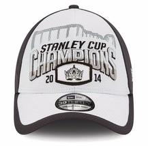 NHL los Ángeles Kings 2014 STANLEY Taza Championship Locker Room Gorra New Era