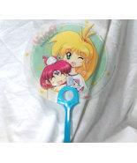 """Yuna Galaxy Fraulein """"Yuna & Yuri"""" MOVIC Anime Fan - $7.88"""