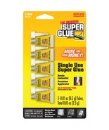 The Original SuperGlue 15175-12 Instant Adhesive Mini Tubes, 5 pk - $20.79