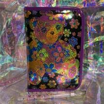 Complete Mint Lisa Frank Vintage Prism Holo Blossom Bear Planner Cute Inner Bag