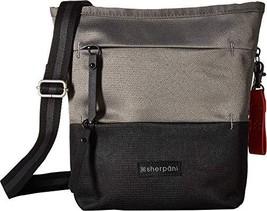 Sherpani Women's RFID Sadie Crossbody Bag Cross Body, Flint, One Size - $81.75 CAD