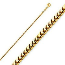 Franco 1mm 18kt Gold Plated Chain - $13.86+