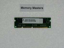MEM1700-32U64D 32MB Approved Dram Memory for Cisco Network Router 1701(MemoryMas