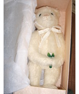 MERRYTHOUGHT PRINCESS DIANA BEAR LIMITED EDITION MINT CONDITION  910/2500 - $275.00