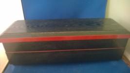 Black Rectangle 2 Layer Bento Box - $30.00