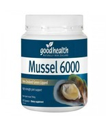 2 x Good Health New Zealand Green Lipped Mussel 6000(300 Caps) FREE SHIP... - $98.90