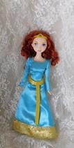 "Disney Brace ""Merida"" 11 1/2"" Doll - Original Belt, Dress and Crown - Ne... - $9.49"