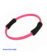 Pilates Ring Fitness Circle - Weight Loss, Body Toning, 15 Inch Round Pi... - $23.95