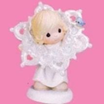 Precious Moments There's Sno-One Quite Like You #104781 - $25.73