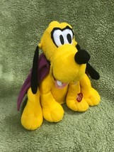 "Pluto Vampire Animated Musical 9"" Plush Halloween Dracula Just Play Disney - $18.55"
