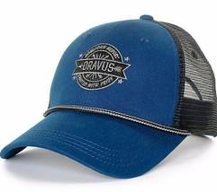 Dravus Burch Adjustable Trucker Style Meshback  Snapback Cap Hat - £12.10 GBP