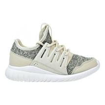 Adidas Originals Tubular Radial C Preschool Shoes Brown-Black BA7311 - £36.50 GBP