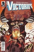 (CB-5) 2013 Dark Horse Comic Book: The Victories - Transhuman #3 - $2.50
