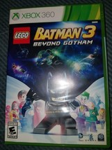 LEGO Batman 3 Beyond Gotham [Xbox 360] (BRAND NEW AND SEALED) - $19.75