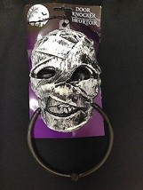 Gothic Zombie-MUMMY DOOR KNOCKER TOWEL RING-Haunted House Horror Prop De... - $4.92