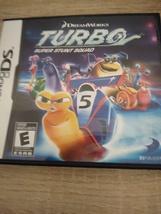 Nintendo DS Turbo: Super Stunt Squad image 1