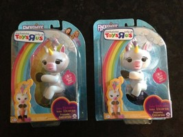 FINGERLINGS AUTHENTIC WOWWEE BABY UNICORN GIGI Toys R Us Exclusive Pack ... - $87.12