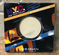 *IMPERFECT* NYC New York Color SCENE STEALERS Eyeshadow Eye TAXI 0.08oz ... - $5.62