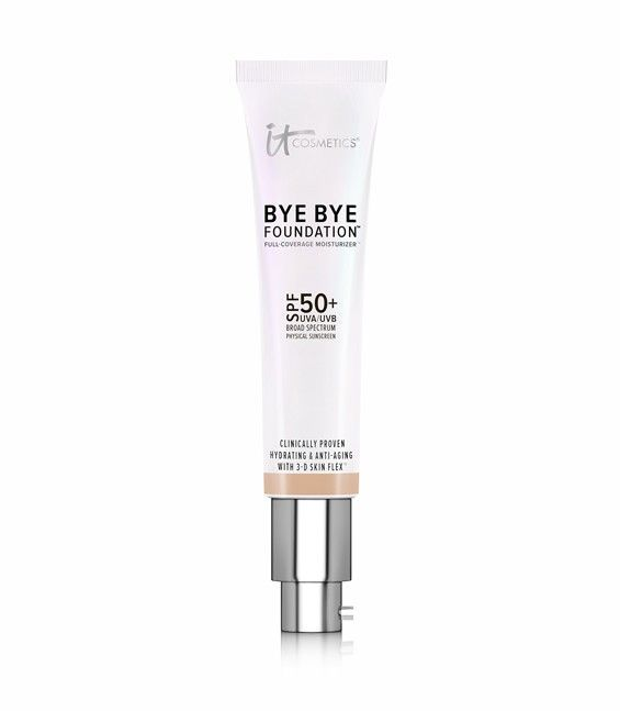 Primary image for IT COSMETICS BYE BYE FOUNDATION 1.08 OZ FULL SIZE!  NEW-SEALED-BOXED! EXP 20