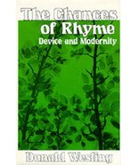 The Chances of Rhyme: Device and Modernity Wesling, Donald - $42.56