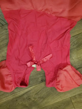 Capezio Pink Leotard Dance Nwt Intermediate 12A - $14.00